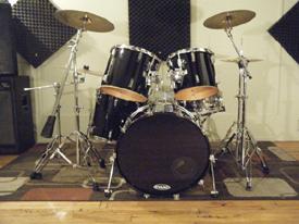 Toronto Drum Studio Room Feature