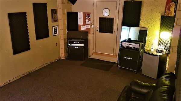 Groove Room Band Rehearsal Studios Toronto