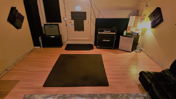 Groove Room Music Drum Rehearsal Space Toronto