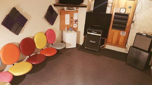 Groove Room Toronto Band Drum Practice Rooms for rent