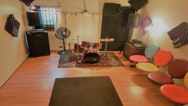 Groove Room Toronto Music Rehearsal Studios
